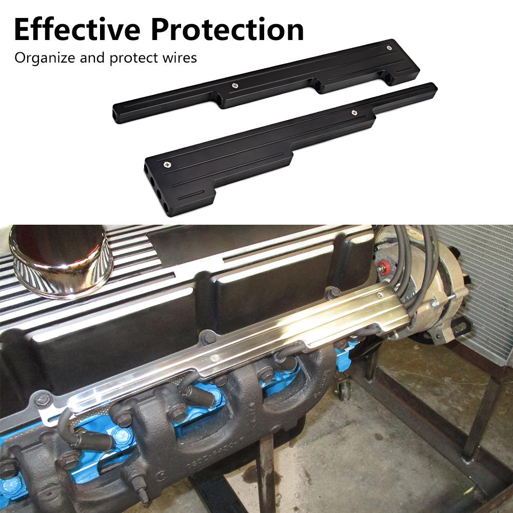Spark Plug Wire Divider,Spark Plug Wire Separator Divider Looms Kit Accessories